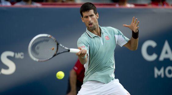Djokovic, numéro 1 mondial, confirme son statu de grand favori de ce tournoi