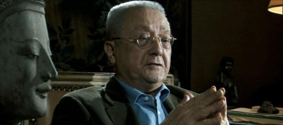 L'avocat Jacques Vergès D.R.