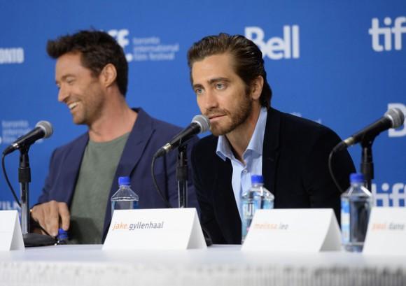 "Conference de press  ""Prisoners"" - 2013 Toronto International Film"