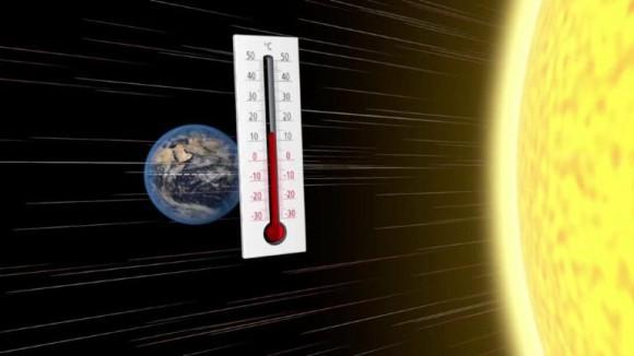 Le monde s'est réchauffé depuis le début de la révolution industrielle.