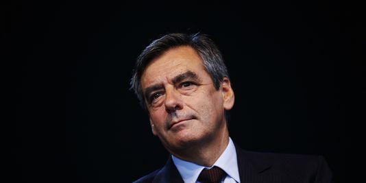 François Fillon ancien premier ministre, candidat UMP pour les prochaines éléctions