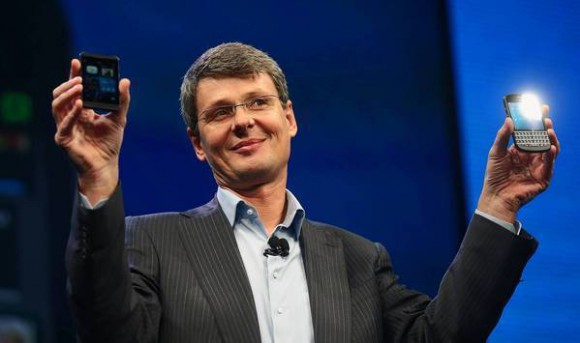 BlackBerry may put itself up for sale