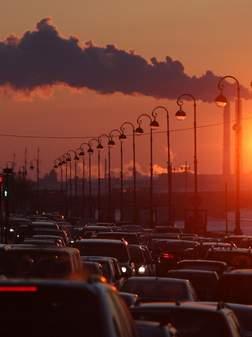 Le rapport affirme activité humaine accélère le changement climatique.