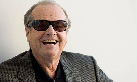 """Jack Nicholson: """"heureux de rejoindre le club dess retraités."""""""