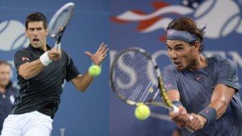 Djokovic et Nadal sont des familiers rivaux et vont jouer l'une des finale les plus attendues de cette année.