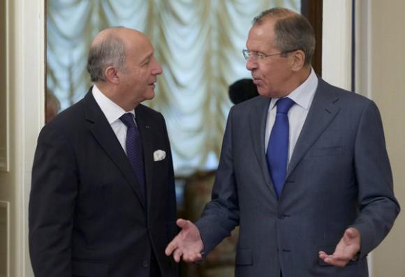 Sergueï Lavrov  et
