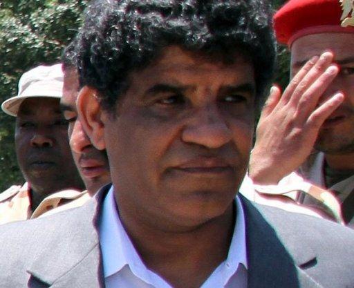 L'ancien chef de renseignement libyen, Abdullah al-Senoussi, photographié à Tripoli le 22 Juin 2011.
