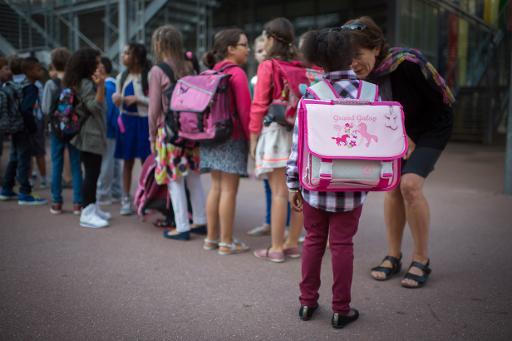 Quelques 12 millions d'élèves étaient de retour aux écoles