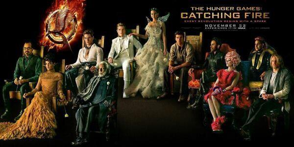 'Hunger Games: Catching Fire' présenté hors compétition au festival de Rome.