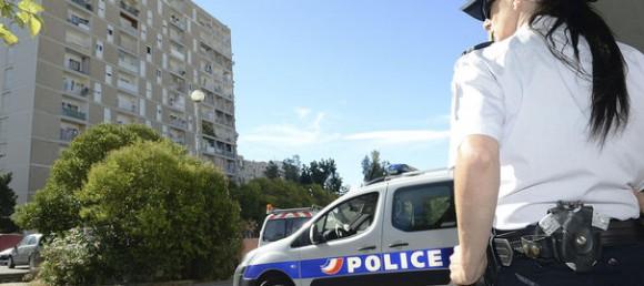 le préfet des Bouches-du-Rhône a annoncé le renforcement des forces de police déployées d'ici à la fin de l'année. afp.com/Boris Horvat