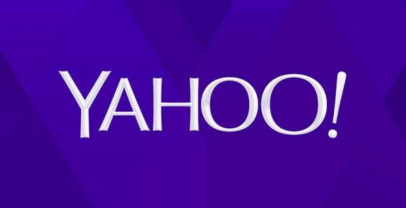 Le nouveau logo de Yahoo