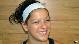 Sarah Guyard-Guillot était âgée de 31 ans