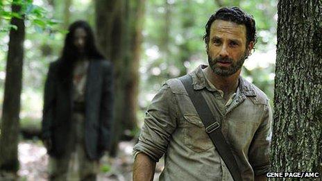 Une cinquième saison de Walking Dead confirmée pour 2014