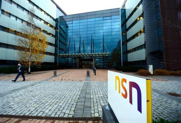L'unité de réseau de Nokia, NSN, représentera environ 90 pour cent des travaux futurs de la société