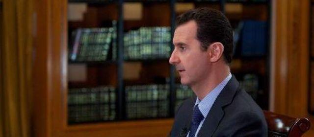 Bachar Assad est prêt à se présenter à la présidentielle de 2014