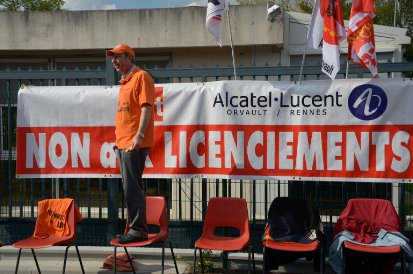 Les résultats d'Alcatel-Lucent regrimpent ce trimestre malgré une perte nette de 200 millions d'euros