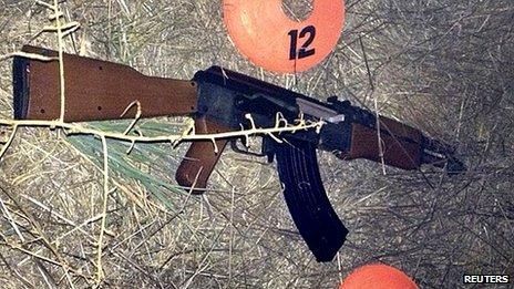 La police californienne a tué un garçon de 13 ans qui se promenait armé d'un fusil à plomb ressemblant à un fusil d'assaut