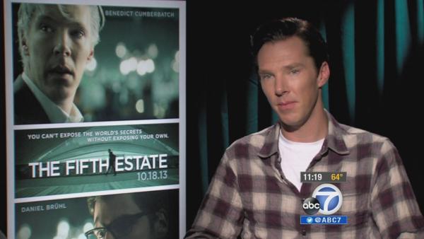 Benedict Cumberbatch - «Fifth Estate»