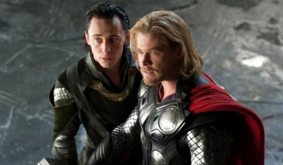 Thor et Loki