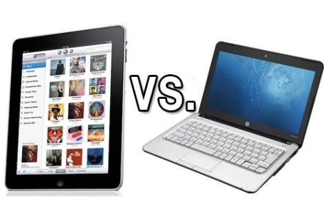 Les ventes d'ordinateurs traditionnels sont érodées par les vente des tablettes