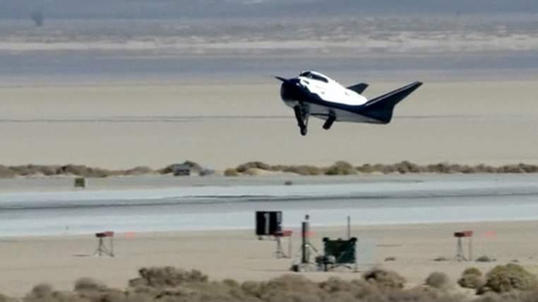 Crash à l'atterrissage de l'avion spatial Dream Chaser