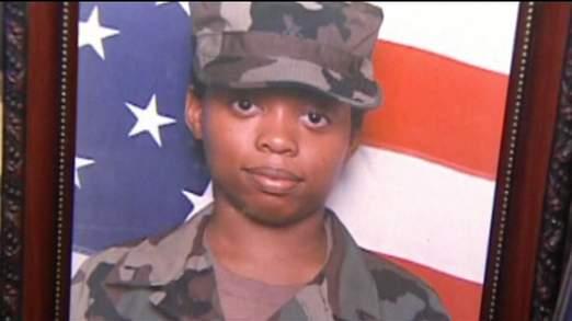 Kimberly Walker avait servi deux tours en Irak