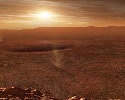 Les scientifiques découvrent la jumelle infernale de notre Terre