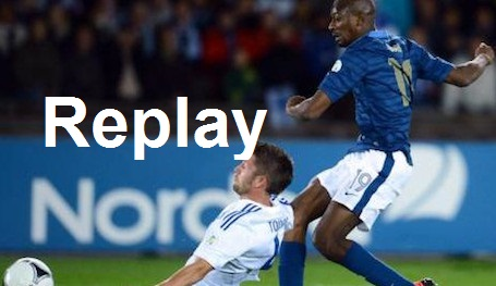 France Finlande Streaming Replay