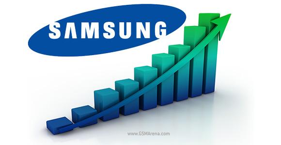 Samsung a déclaré que son bénéfice d'exploitation pour le trimestre Juillet-Septembre est passé à un autre record.