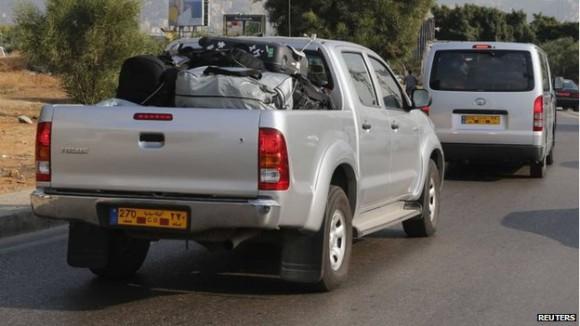 Les inspecteurs doivent conduire à partir de Beyrouth en Syrie en raison des conflits sur la route de l'aéroport de Damas.