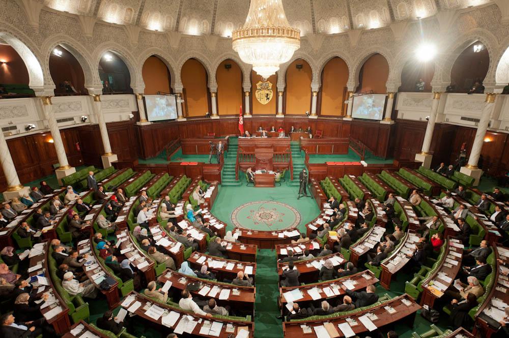 L'Assemblée Nationale Constituante.