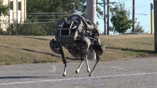Boston Dynamics met son robot sauvage à l'épreuve.