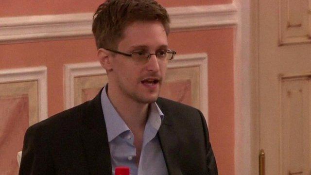 Edward Snowden a dit qu'il avait agi dans l'intérêt public