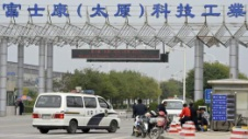 Foxconn emploie plus d'un million de personnes en Chine