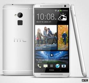 Le HTC One Max dispose d'un scanner d'empreintes digitales sur le dos