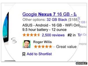 Google va exploiter les noms et photos de ses utilisateurs dans ses publicités