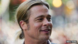 Brad Pitt joue un sergent de l'armée appelé Wardaddy