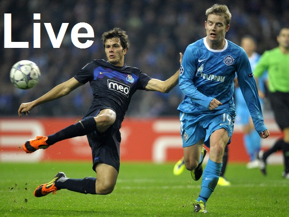 FC Porto Zenith Saint Petersbourg-Streaming-Vidéo-Replay