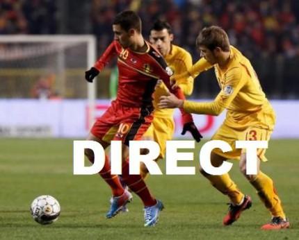Belgique Pays de Galles Streaming Direct