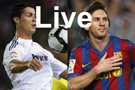 Barcelone-Real Madrid-Streaming-Live-Direct