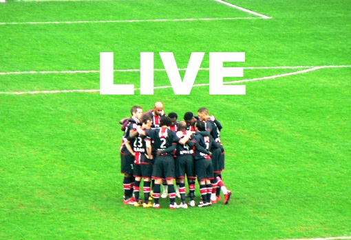 Match PSG en direct Streaming