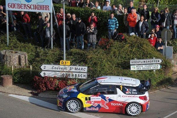WRC Rallye de France Streaming