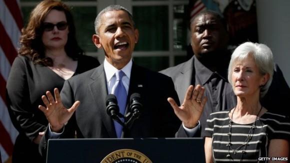 Obama a accusé les républicains.
