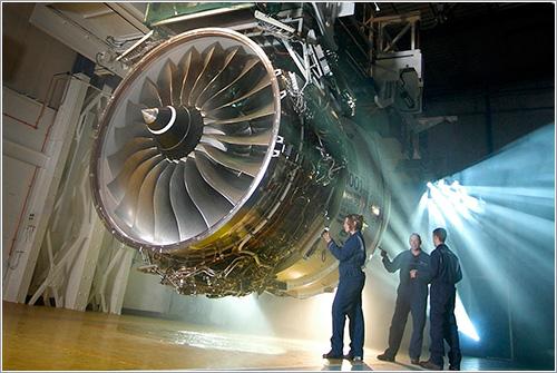 Le Rolls-Royce Trent 1000