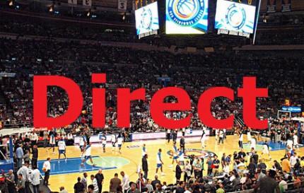 Basket live score en direct