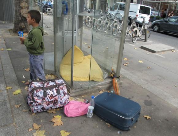 Le 16e arrondissement, prochain campement des Roms ?