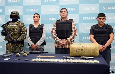 Los Zetas est le plus grand gang criminel du Mexique