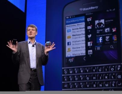 BlackBerry n'est plus à vendre et veut rester indépendant
