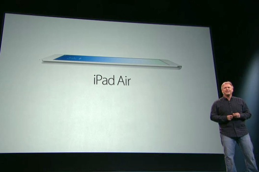 L'iPad Air est plus puissant que l'iPhone 5S