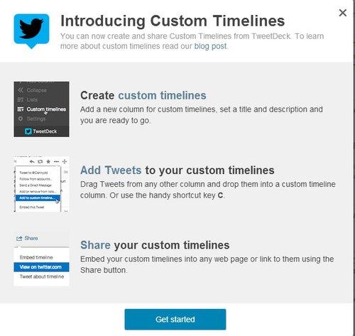 Twitter : cap sur la curation avec la nouvelle Timeline personnalisée